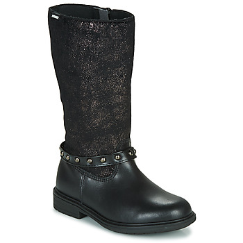 Shoes Girl High boots Pablosky 488012 Black