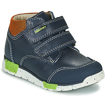 Shoes Boy Mid boots Pablosky 597623 Blue