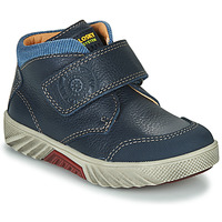 Shoes Boy Mid boots Pablosky 598723 Blue