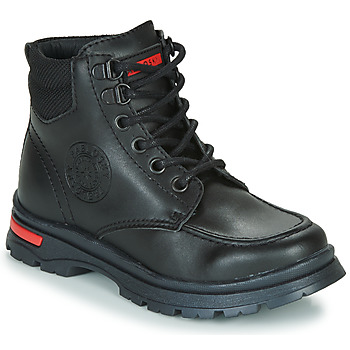 Shoes Boy Mid boots Pablosky 721110 Black