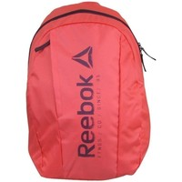 Bags Rucksacks Reebok Sport Foundation M Backpack Red