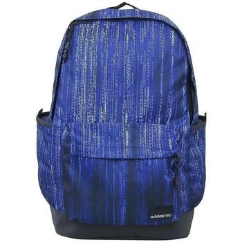 Bags Rucksacks adidas Originals BP Daily Aop Blue