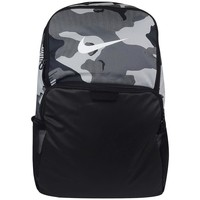 Bags Rucksacks Nike Brasilia XL Backpack 90 AOP3 Black,Grey