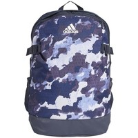 Bags Rucksacks adidas Originals BP Power IV Grw White, Blue, Navy blue