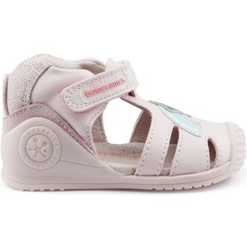 Shoes Girl Sandals Biomecanics ALMU Sandals PINK