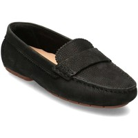 Shoes Women Loafers Clarks C Mocc Black