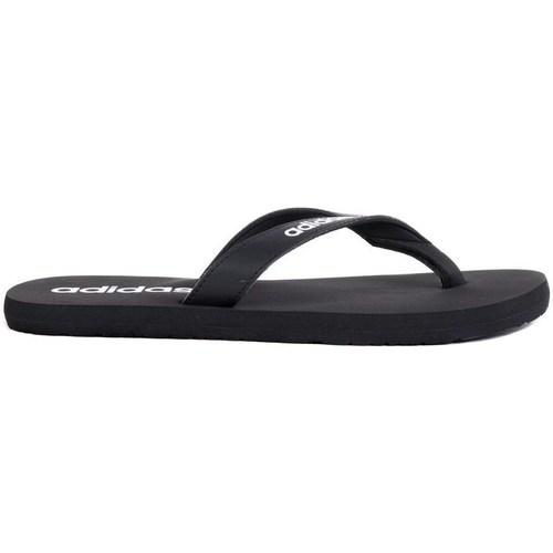 Shoes Men Flip flops adidas Originals Eezay Flip Black