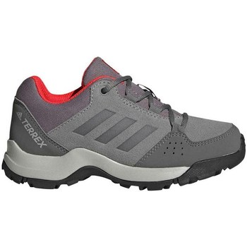 Shoes Children Walking shoes adidas Originals Terrex Hyperhiker Low Lea Black,Grey