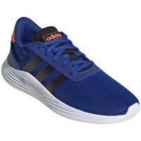 Shoes Boy Running shoes adidas Originals Lite Racer White,Blue,Orange