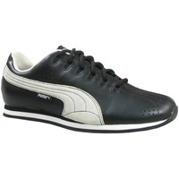 Shoes Children Low top trainers Puma Bolt White, Graphite