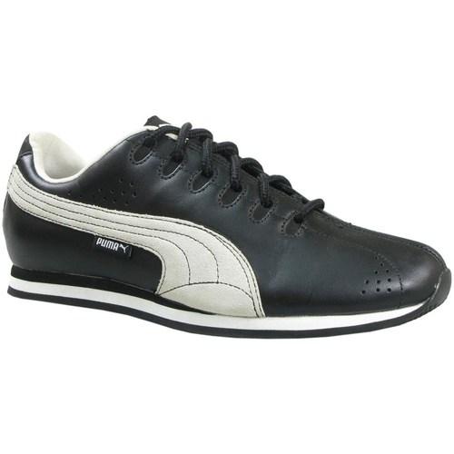 Shoes Children Low top trainers Puma Bolt Graphite,White