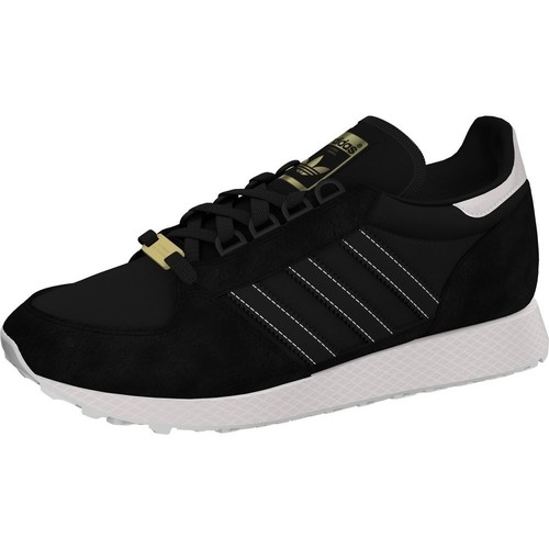 Shoes Men Low top trainers adidas Originals Forest Grove Black