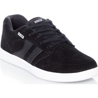 Shoes Men Low top trainers Globe Black-White Octave Shoe Black