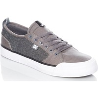 Shoes Men Low top trainers DC Shoes Evan Smith Grey-Black Signature Series TX SE Shoe Grey