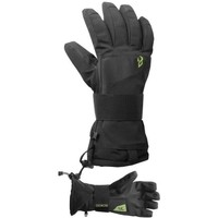 Clothes accessories Men Gloves Demon Black 2019 Cinch Snowboarding Gloves Black