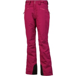 Clothing Women Tracksuit bottoms Protest Beet Red Kensington Womens Snowboarding Pants Red