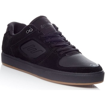 Shoes Men Low top trainers Emerica Black-Black-Gum Reynolds G6 Shoe Black