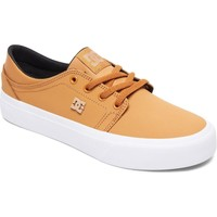 Shoes Women Low top trainers DC Shoes Wheat Trase SE Womens Low Top Shoe Brown