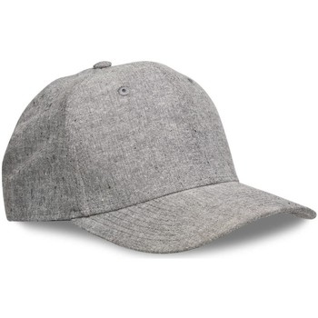 Clothes accessories Men Caps New-Era Black Chambray Stretch Snap 9Fifty Snapback Cap Black