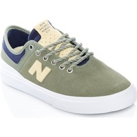 Shoes Men Low top trainers New Balance Numeric Olive-Yellow- Marius Syvanen 379 Shoe Green