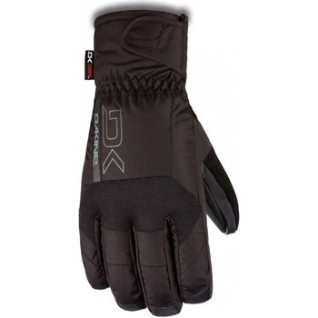 Clothes accessories Men Gloves Dakine Black 19W Scout - Short Snowboarding Gloves Black