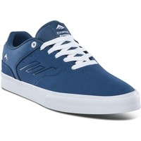 Shoes Men Low top trainers Emerica Blue-White-Gum The Reynolds Low Vulc Shoe Blue