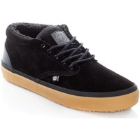 Shoes Men Low top trainers Element Preston Sherpa Lined Black-Gum