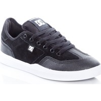 Shoes Men Low top trainers DC Shoes Black-White-White Vestrey Shoe Black