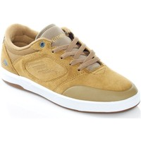 Shoes Men Low top trainers Emerica Khaki Dissent Shoe Brown
