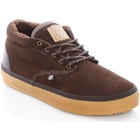 Shoes Men Low top trainers Element Preston Sherpa Lined Chocolate-Gum