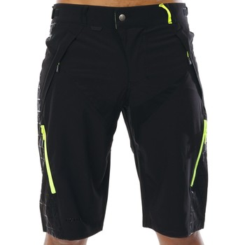 Clothing Men Shorts / Bermudas Altura Black 2016 Attack Three 60 Shield MTB Shorts Black