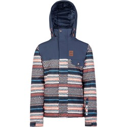 Clothing Girl Fleeces Protest Concrete Sweets Girls Snowboarding Jacket Blue