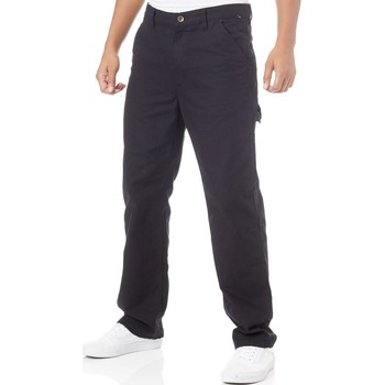 Clothing Men Trousers Vans Black Hardware Carpenter Pant Black