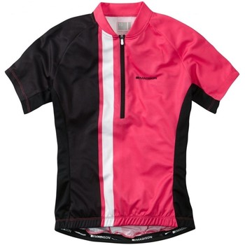 Clothing Women Short-sleeved t-shirts Madison 2016 Tour Womens Short Sleeved Cycling Jersey Pink