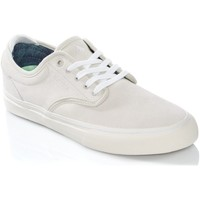 Shoes Men Low top trainers Emerica White-White-White Wino G6 Shoe White