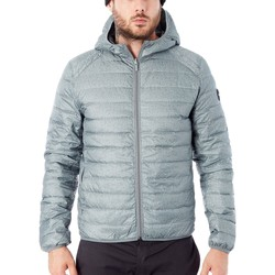 Clothing Men Duffel coats Pullin Grey Boundary - Down Filled Jacket Grey