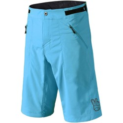 Clothing Boy Shorts / Bermudas Troy Lee Designs Ocean Skyline Kids MTB Shorts Blue
