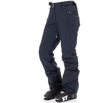 Clothing Women Tracksuit bottoms Planks Black Good Times - Insulated Womens Ski Pants Black