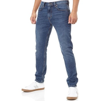 Clothing Men Slim jeans Levis Skateboarding Bush 512™ Slim 5 Pocket Jeans Blue