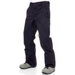 Clothing Men Trousers Thirtytwo Black Service Snowboarding Pants Black