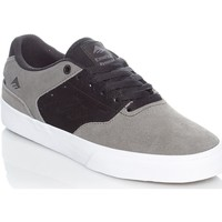 Shoes Men Low top trainers Emerica Grey-Black-White Reynolds Low Vulc Shoe Grey