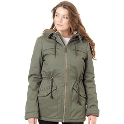 Clothing Women Parkas O'neill Beetle Comfort Womens Jacket Black