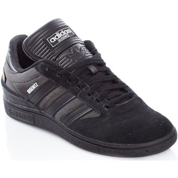 Shoes Men Low top trainers adidas Originals Core Black Busenitz Shoe Black