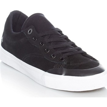 Shoes Men Low top trainers Emerica Black-White-Gum Indicator Shoe Black