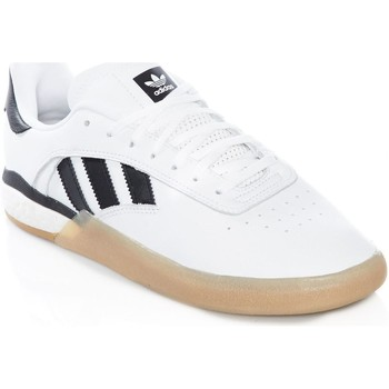 Shoes Men Low top trainers adidas Originals Footwear White-Core Black-Gum4 3ST 004 Shoe White