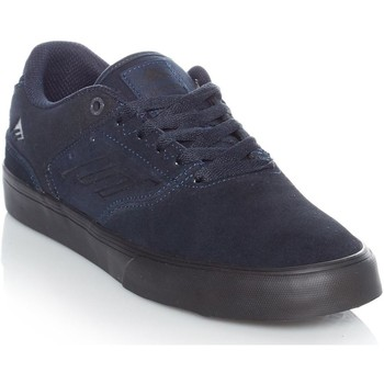 Shoes Men Low top trainers Emerica Navy-Black The Reynolds Low Vulc Shoe Black