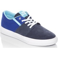 Shoes Men Low top trainers Supra Royal-Navy-White Stacks Vulc II Kids Shoe Blue