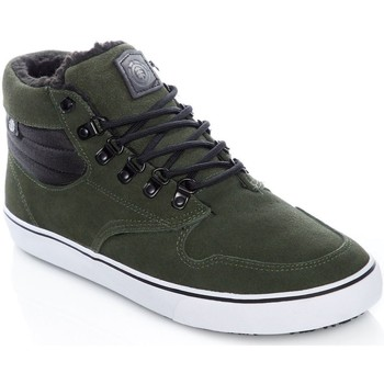 Shoes Men Mid boots Element Topaz C3 Mid Sherpa Lined Olive