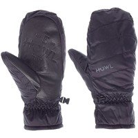 Clothes accessories Men Gloves Howl Black Daily Snowboarding Mittens Black