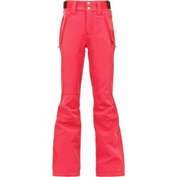 Clothing Girl Tracksuit bottoms Protest Redworth - Slim Fit Girls Snowboarding Pants Pink